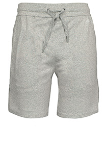 Calvin Klein Cotton Modal Lounge short, korte grijze joggingbroek