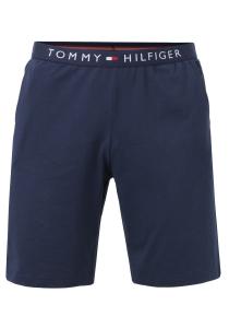 Tommy Hilfiger heren lounge short, korte broek (dun), blauw