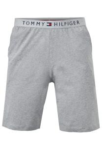 Tommy Hilfiger heren lounge short, korte broek (dun), grijs