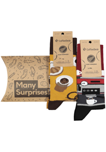 Many Mornings cadeauset, 2-pack Koffie