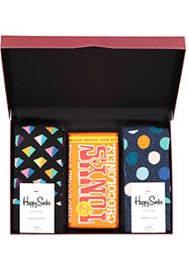 Happy Chocolade cadeauset; Playful sweet and salt