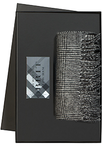 Heren cadeaubox: Burberry Brit parfum met bijpassende sjaal