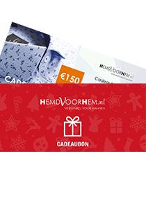 Cadeaubon (thema kerst)