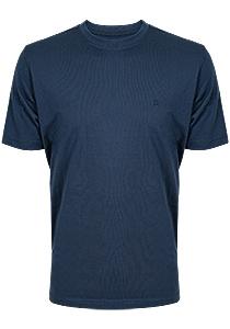 Casa Moda  T-shirt, O-neck, grijs-blauw