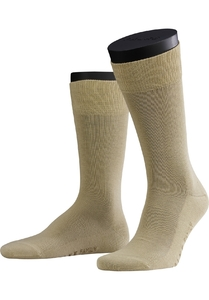 Falke Family Men herensokken, beige