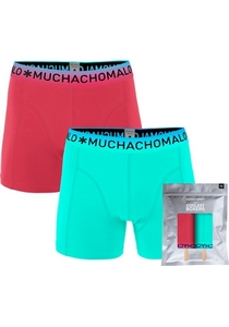 Muchachomalo boxershorts, 2-pack, lolly