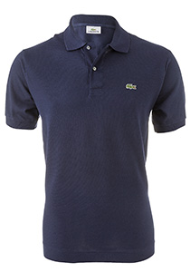 Lacoste Classic Fit polo, marine blauw