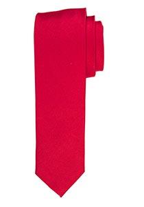 Michaelis smalle stropdas, rood