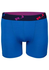 RJ Bodywear Pure Color, heren boxershort, kobalt blauw