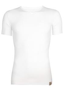 RJ Bodywear The Good Life, 2-pack T-shirt V-hals, wit