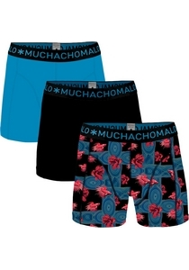 Muchachomalo boxershorts, 3-pack, Against the stream