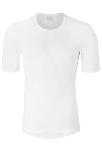 Schiesser Original Feinripp, heren ondergoed, T-shirt, ronde hals
