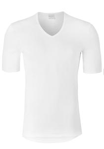 Schiesser Original Feinripp, heren ondergoed, T-shirt, V-hals