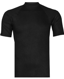 RJ Bodywear, thermo T-shirt, zwart