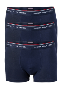 Tommy Hilfiger boxershorts (3-pack), blauw