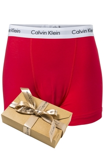 Calvin Klein Trunk, rood, in cadeauverpakking