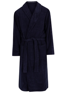Calvin Klein heren badjas, blauw