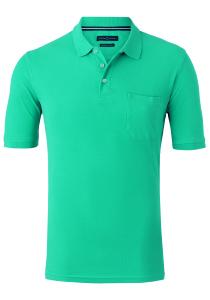 Casa Moda Comfort Fit poloshirt, groen