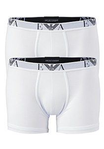 Armani Boxers (2-pack), wit