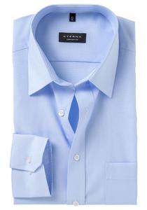 ETERNA Comfort Fit overhemd, licht blauw