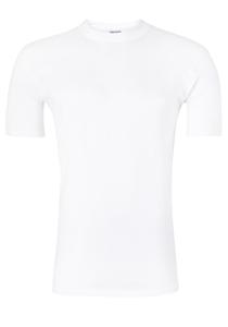 HOM Harro New Tee-Shirt Crew Neck, wit