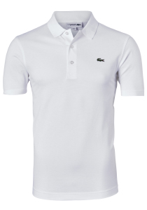 Lacoste Sport polo Regular Fit, wit (ultra lightweight knit)