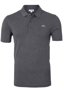 Lacoste Sport polo Regular Fit, antraciet (ultra lightweight knit)