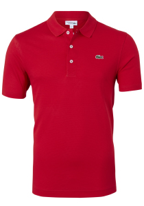 Lacoste Sport polo Regular Fit, rood (ultra lightweight knit)