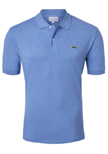 Lacoste Classic Fit polo, Ipomoea blauw melange