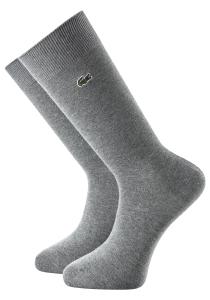 Lacoste sokken, antraciet grijs