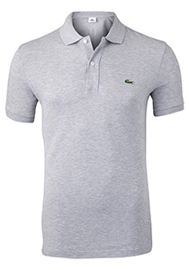 Lacoste Slim Fit polo, grijs