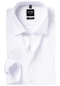 OLYMP Level 5 overhemd, wit