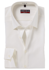 MARVELIS Body Fit overhemd, beige
