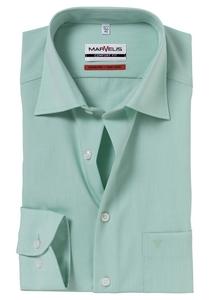 MARVELIS Comfort Fit overhemd, licht groen
