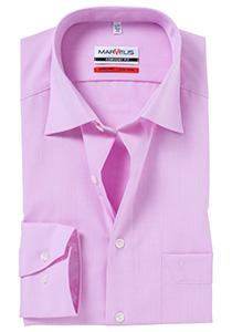 MARVELIS Comfort Fit overhemd, roze