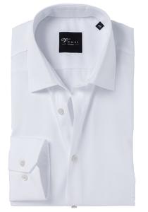 Venti Modern Fit overhemd, mouwlengte 7, wit