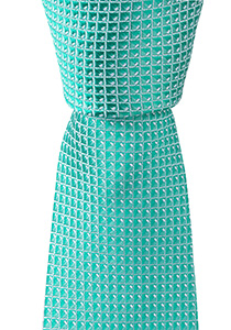 OLYMP smalle stropdas, groen