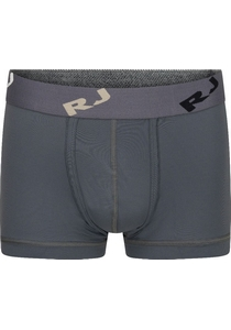 RJ Bodywear Pure Color, heren trunk, grijs (micro)