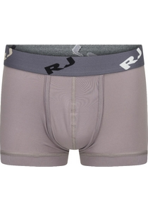 RJ Bodywear Pure Color, heren trunk, taupe (micro)