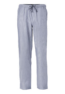 Schiesser heren pyjamabroek, antraciet, klassiek model