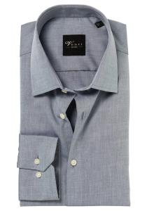 Venti Modern Fit overhemd, grijs