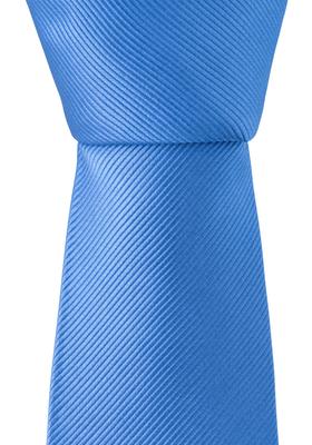 IJs blauwe stropdas