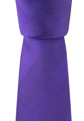 Smalle stropdas, paars