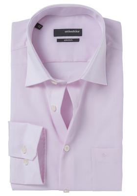 Seidensticker Modern Fit overhemd, roze