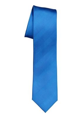 Smalle stropdas, process blauw