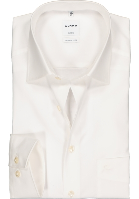 OLYMP Luxor comfort fit overhemd, creme
