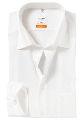 OLYMP Modern Fit overhemd, beige