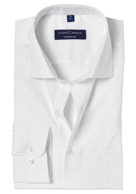 Casa Moda Comfort Fit overhemd, wit