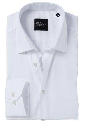 Venti Modern Fit overhemd, mouwlengte 72, wit