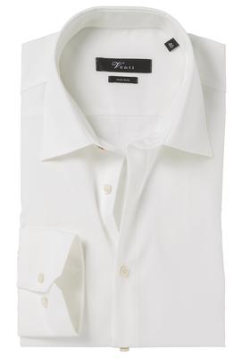 Venti Modern Fit overhemd, mouwlengte 72, beige